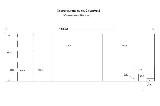 Склад на Сокурском тракте.
